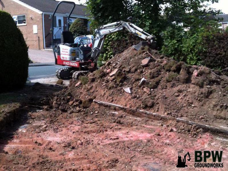 Bpw Groundworks Block Paving Driveway Specialists